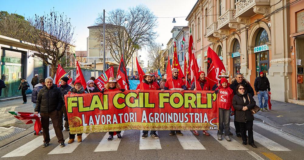 FLAI - Agroindustria - CGIL FORLI'